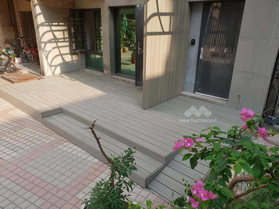 平台與階梯與無障礙坡道