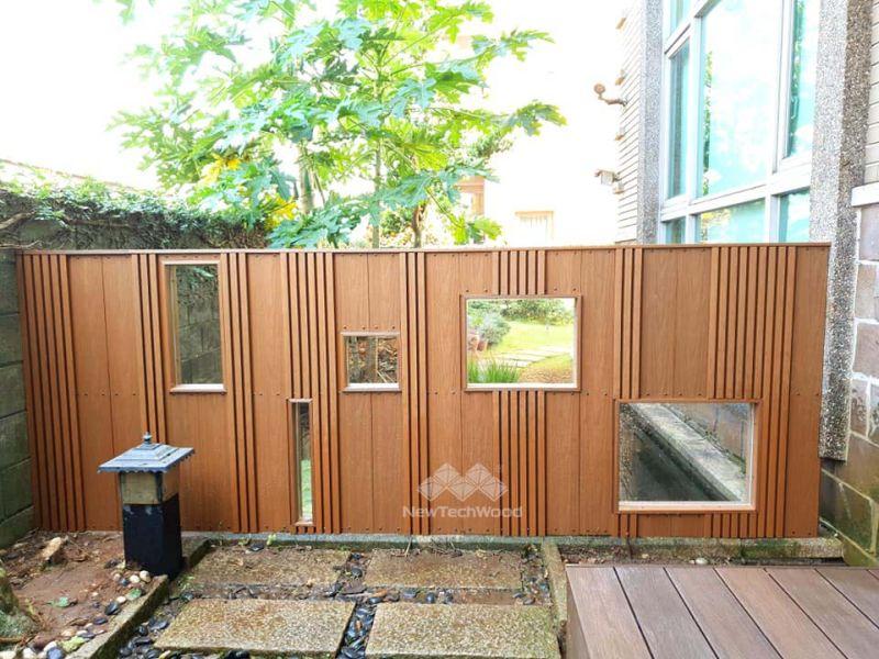 創意圍籬─禾舍景觀設計