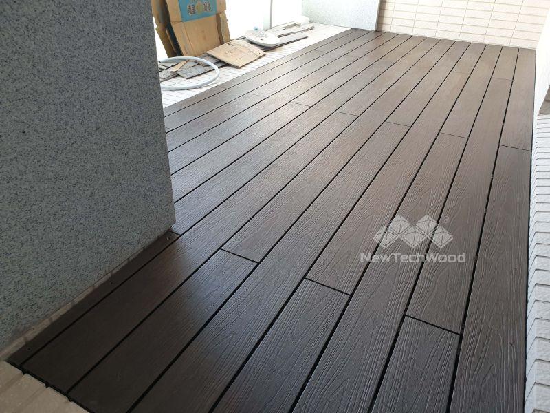 高架塑木地板