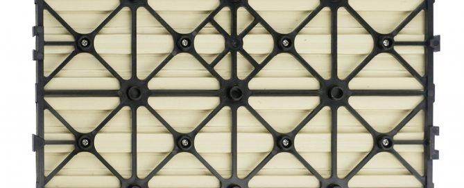 塊組地板背板設計