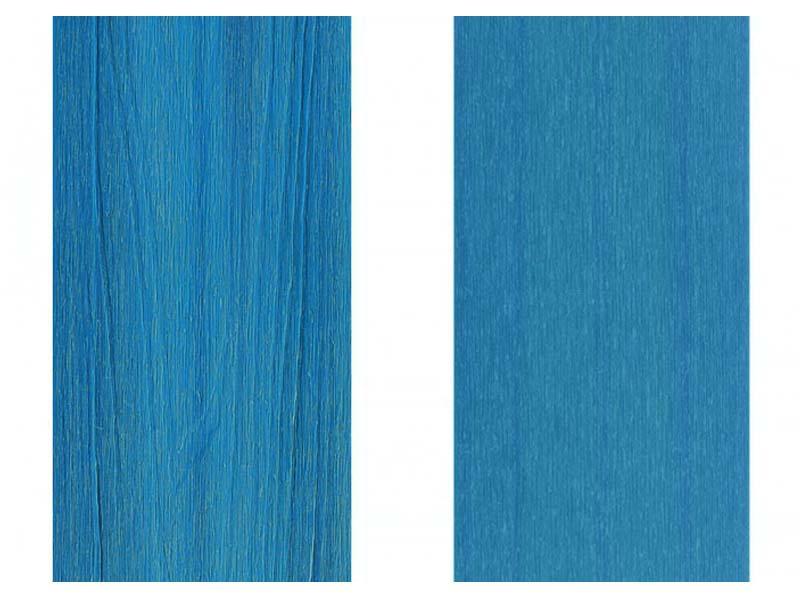 天藍色塑木
