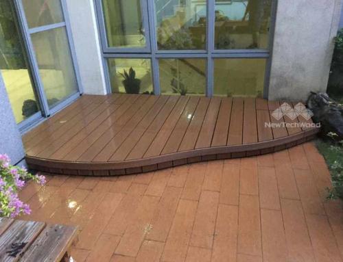 精工打造鋼琴曲線木平台-健康安全的醫生宅