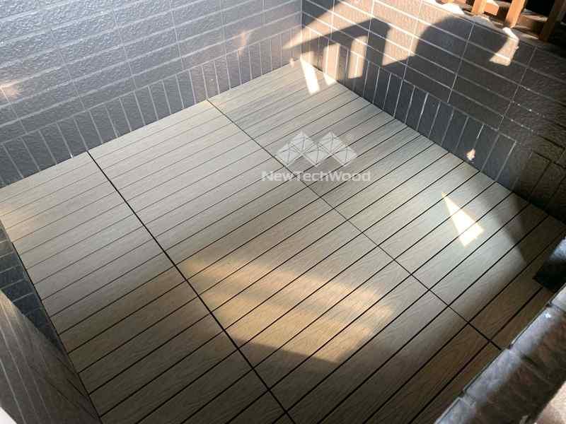 工作陽台地板