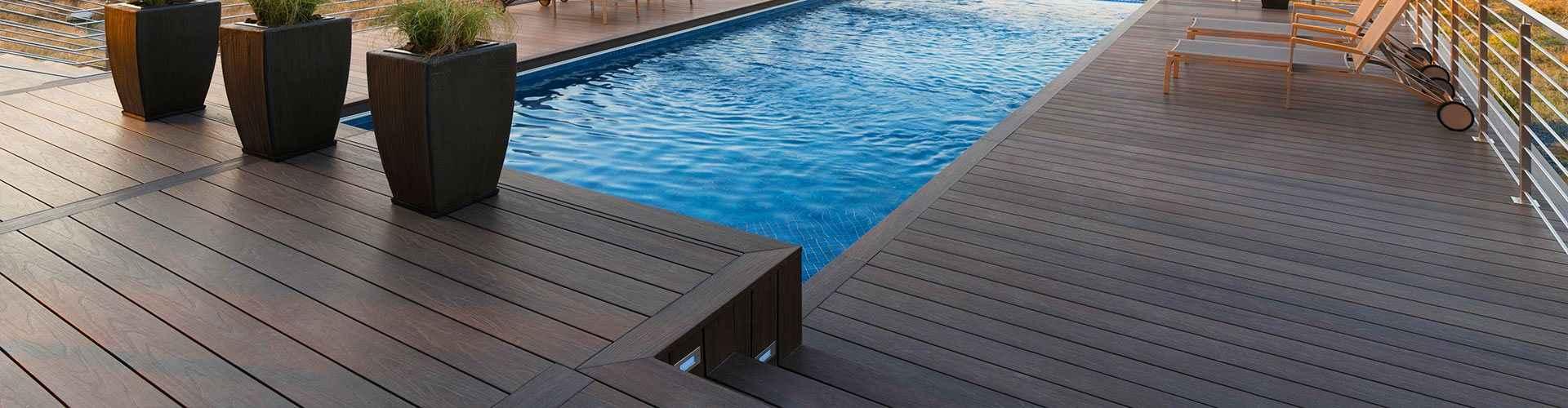 美新塑木-美國泳池案例