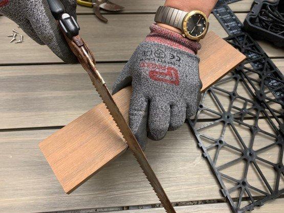 塑木板材裁切工具-木工鋸