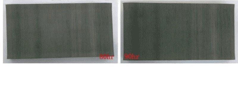 美新殼層和芯層-黏結性測試