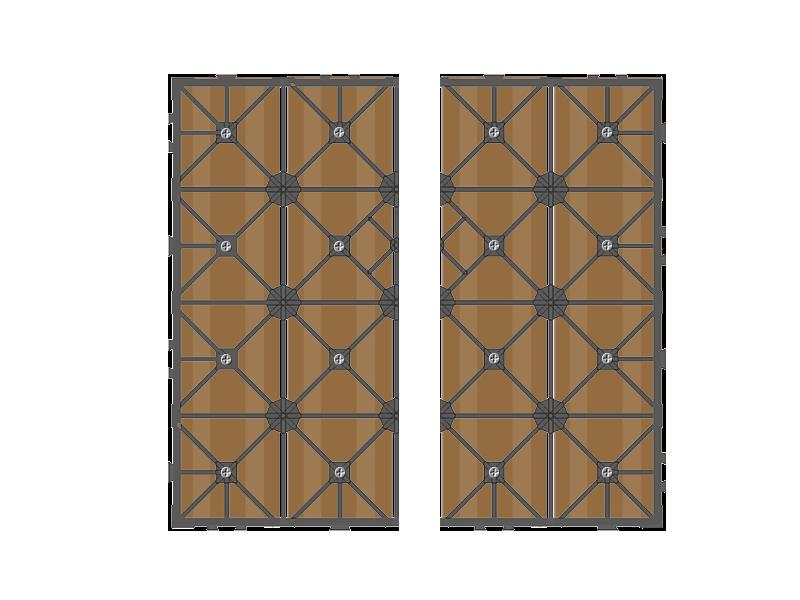 快組地板-板縫裁切