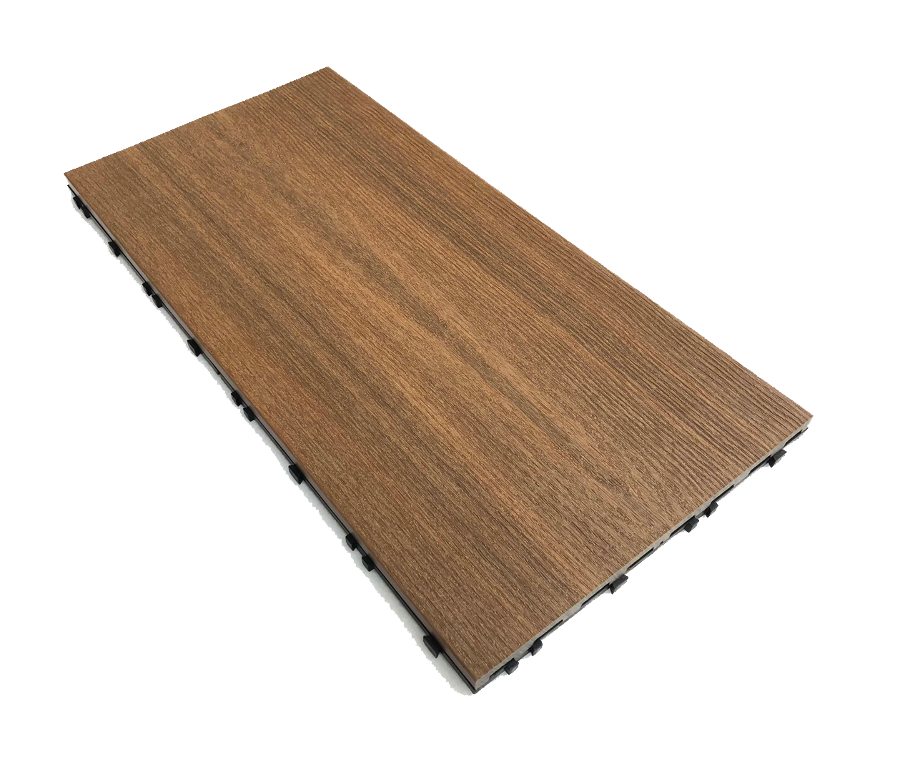 塑木一片式快組地板