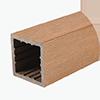 塑木欄杆立柱