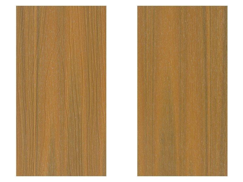 橡木色塑木-oak