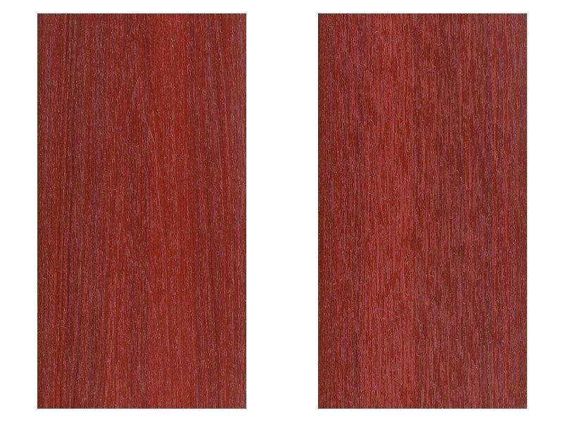 瑞紅色塑木