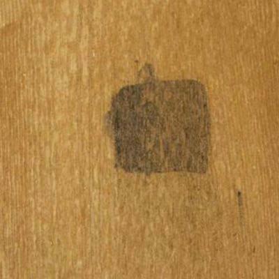 一般塑木-墨痕測試4