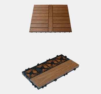 快組地板-單條板30cm