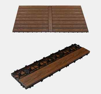 快組地板-單條板60cm