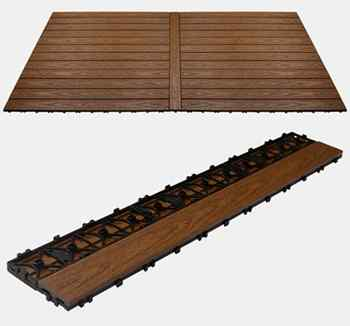 快組地板-單條板90cm