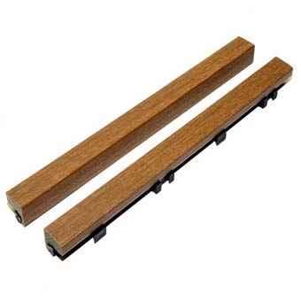 塑木地板-直邊條