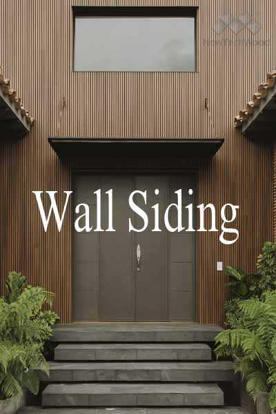 美新塑木格柵牆板型錄封面