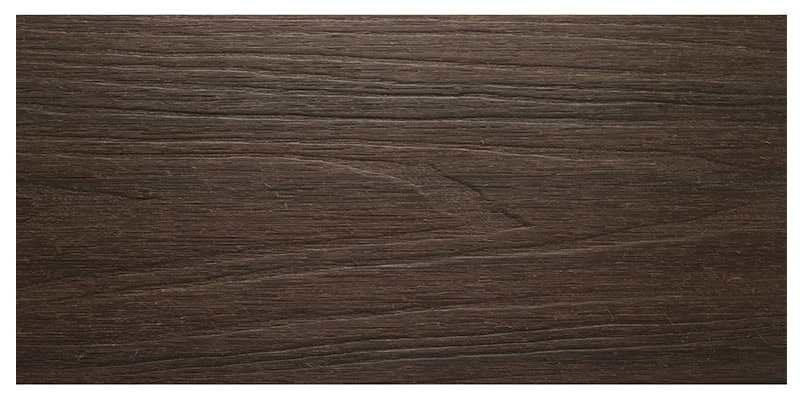 美新塑木地板-胡桃色