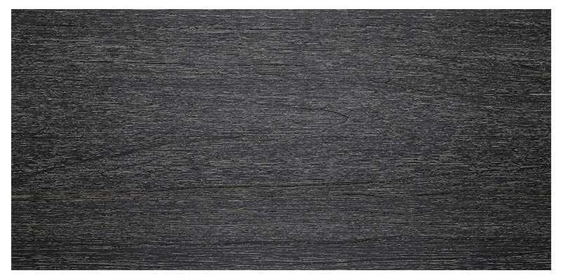 美新塑木地板-炭黑色