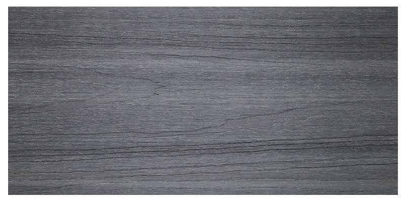 美新塑木地板-淺灰色