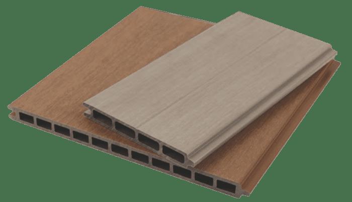 美新塑木圍籬板
