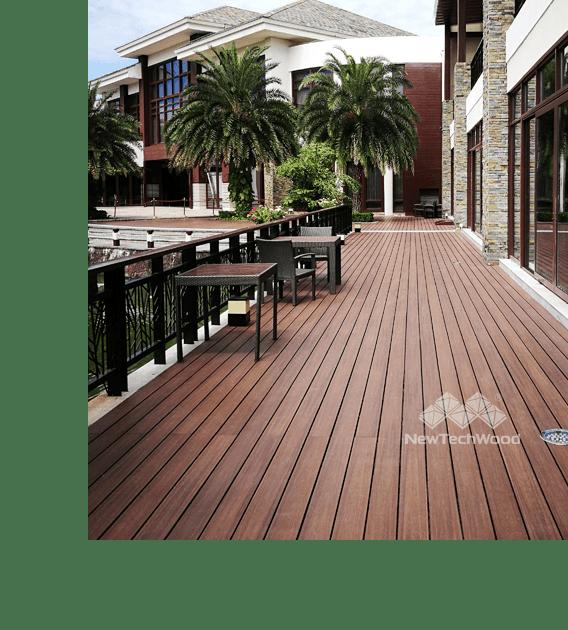 美新塑木拼花飯店平台