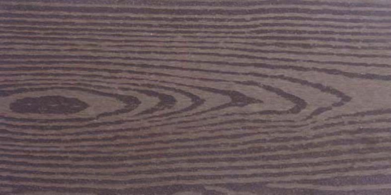 傳統塑木地板耐刮測試