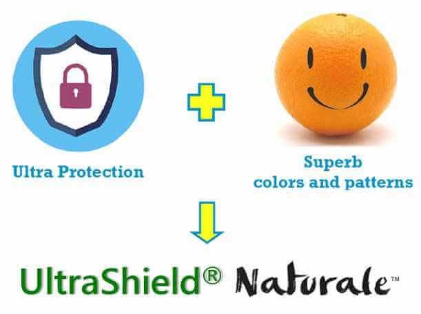 塑木完全的保護Ultrashield