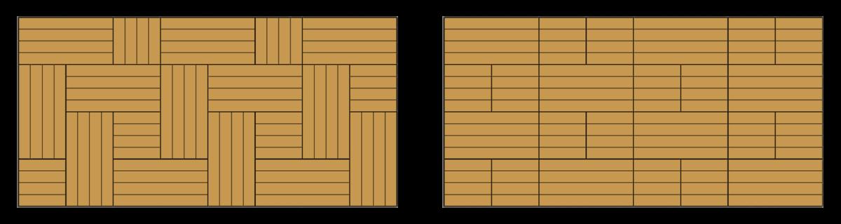 快組地板鋪設參考式樣7